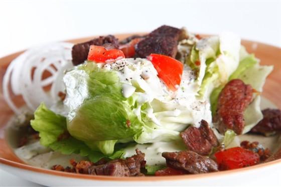 Ресторан Бутчер - фотография 27 - Вейдж салат