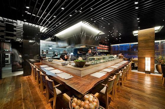 Ресторан Kinki - фотография 24