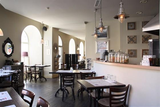 Ресторан Mozzarella - фотография 11