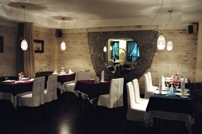Ресторан Кэф - фотография 1 - Европейский зал