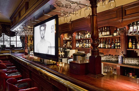 Ресторан Баскервиль - фотография 3 - бар