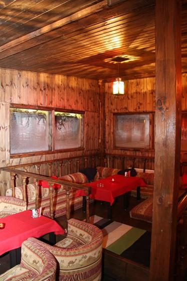 Ресторан Shisha - фотография 11 - Зимняя веранда!