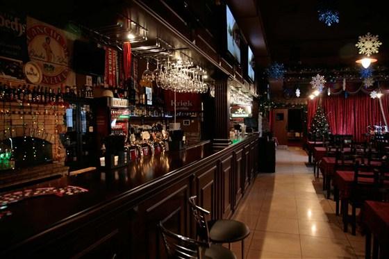 Ресторан Портер - фотография 4 - Главный зал