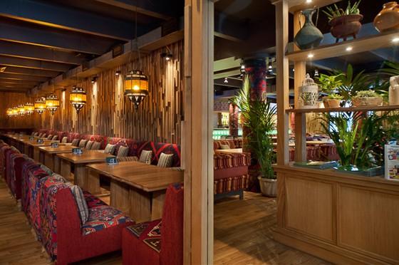 Ресторан Тапчан - фотография 3