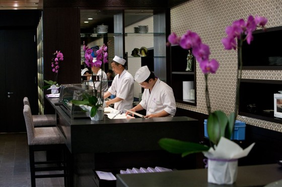 Ресторан Sumosan - фотография 12 - Суши-бар ресторана