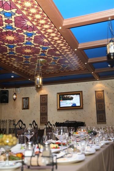 """Ресторан Каланча - фотография 10 - восточный """"Маракеш"""" (50 мест) в КАЛАНЧЕ"""