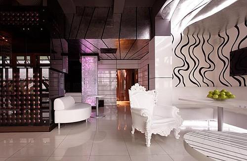 Ресторан Sky Lounge - фотография 8 - Sky Lounge Пентхаус 23 этаж