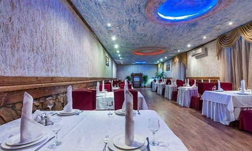 Ресторан Сказка Востока - фотография 12 - Банкетный зал №2