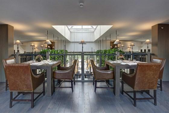 Ресторан Пианино - фотография 9 - второй этаж
