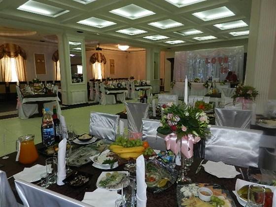 Ресторан Ла мезон - фотография 7 - Банкетный зал,вместимость до 220 посадочных мест.