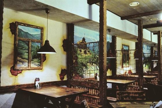 Ресторан Баварский дворик - фотография 2