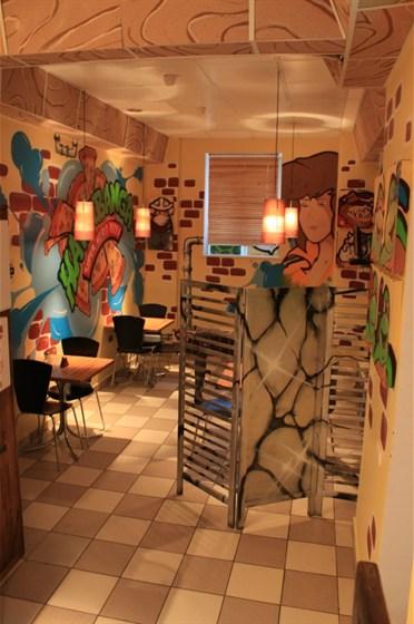 Ресторан Hawabanga - фотография 1