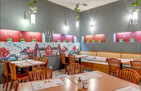 Ресторан Рогалик - фотография 2