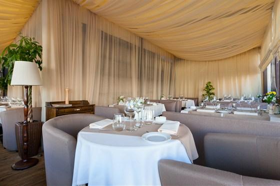 Ресторан Де Марко - фотография 48 - Летняя веранда