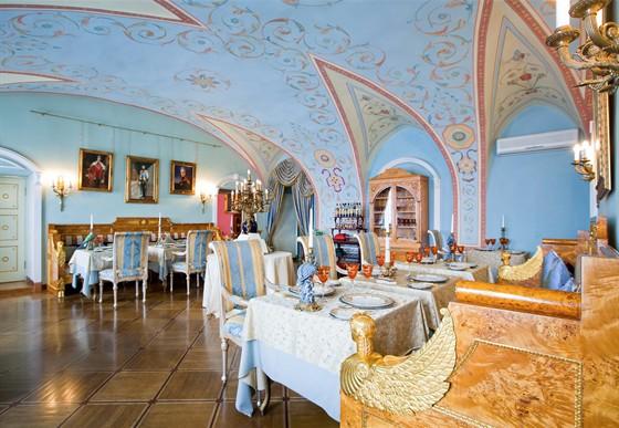 Ресторан Русский ампир - фотография 5 - Орденский зал