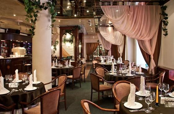 Ресторан Валимар - фотография 1 - Основной зал
