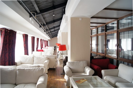 Ресторан Юность - фотография 6 - Терраса