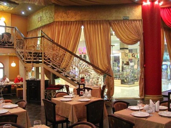 Ресторан Великий шелковый путь - фотография 1