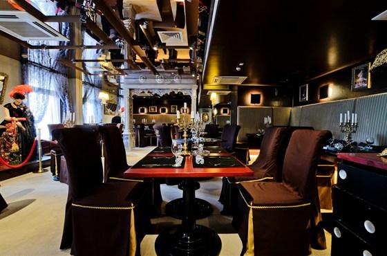 Ресторан Haute Couture  - фотография 20 - Зал 2