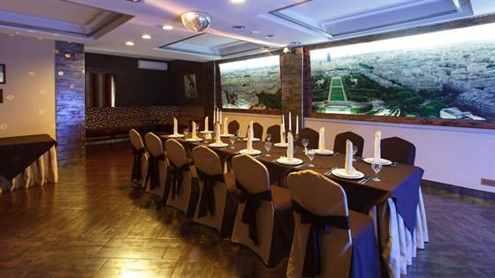 Ресторан Красная мельница - фотография 9 - Парижский зал