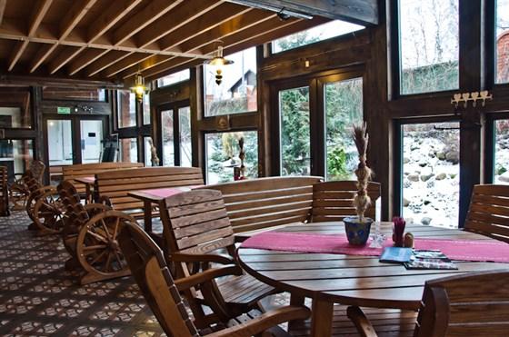 Ресторан Гедимино дварас - фотография 14