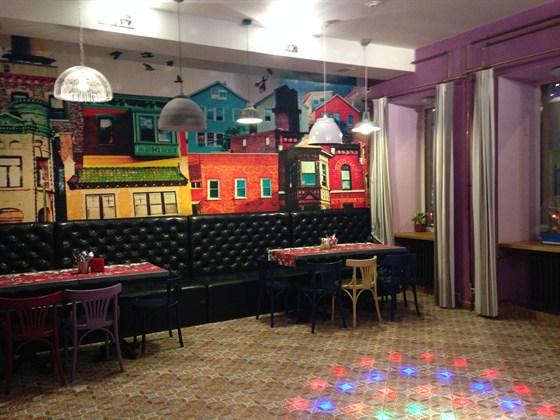 """Ресторан Мэри Поппинс - фотография 2 - Банкетный зал """"Мэри Поппинс"""" после ремонта"""