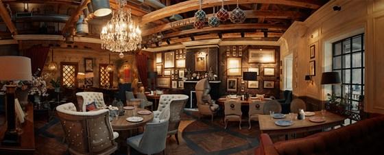 Ресторан Онегин дача  - фотография 8