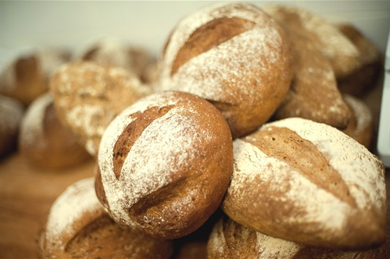 Ресторан O'Hara - фотография 11 - Самый свежий хлеб из пекарни O'Hara