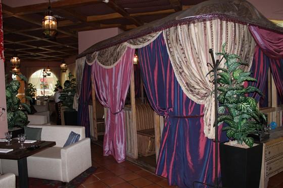 Ресторан Ду-шеш - фотография 7 - другой шатер