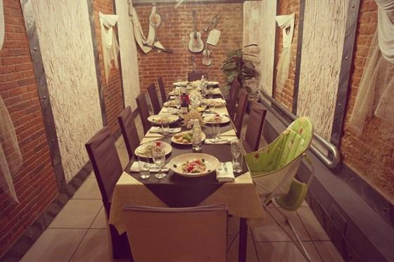 Ресторан Итальянский дворик. Третий - фотография 11