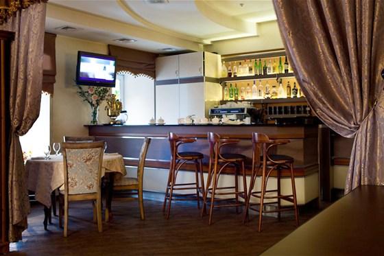 Ресторан Неглинный верх Café & Grill - фотография 11