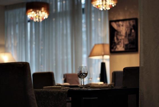 Ресторан Шантиль - фотография 5 - Арт-площадка