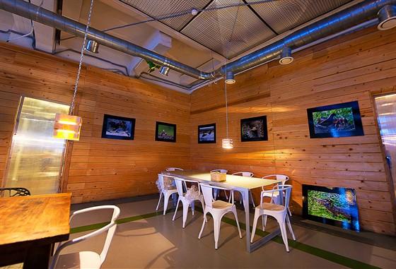 Ресторан Зеленая комната - фотография 31