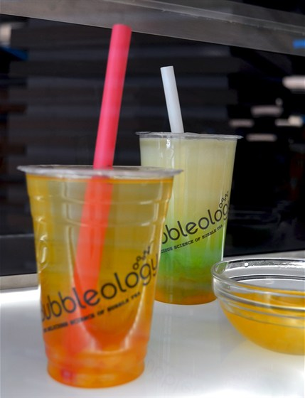 Ресторан Bubbleology - фотография 3
