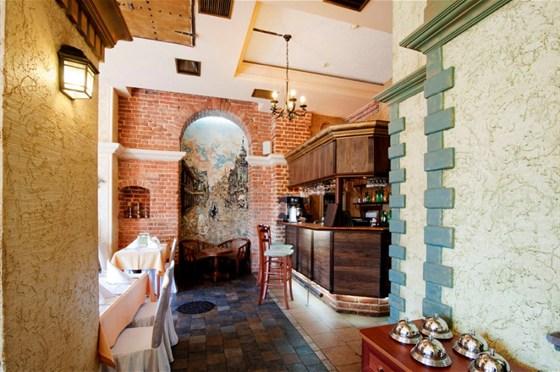 Ресторан Славянка - фотография 1 - Кафе-бар 1 этаж