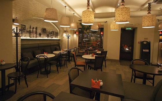 Ресторан Крем-карамель - фотография 2