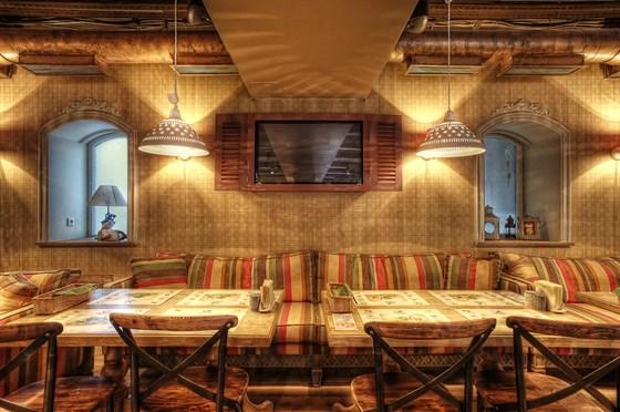 Ресторан Песто - фотография 1 - некурящая зона