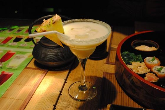 Ресторан Море суши - фотография 11 - Пина колада.