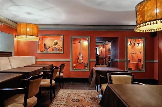 Ресторан Gypsy - фотография 4