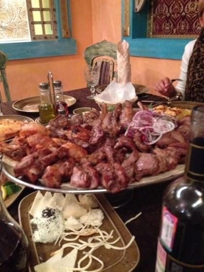 Ресторан Султанат - фотография 16