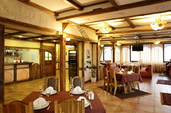 Ресторан Бакинский бульвар  - фотография 9