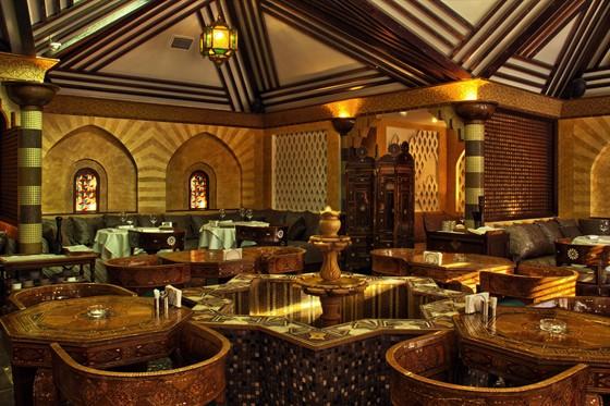 Ресторан Оранжерея - фотография 2