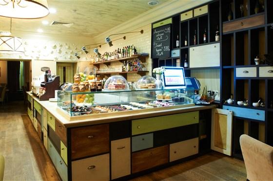 Ресторан Sweet Home - фотография 21