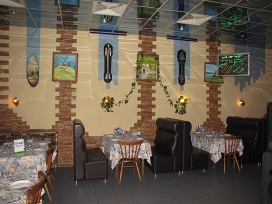 Ресторан Медео - фотография 6 - зал на 35-40человек