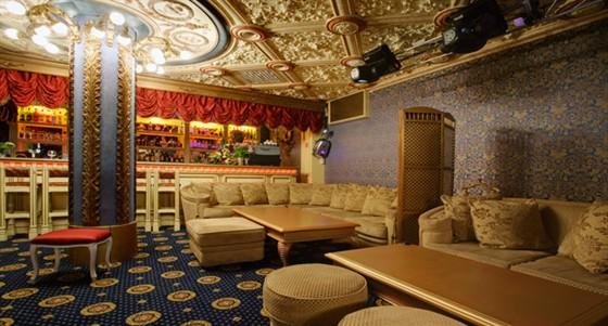 Ресторан Le rouge - фотография 9 - big hall Le Rouge Cabaret