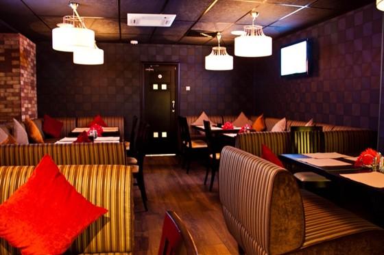 Ресторан Территория - фотография 12