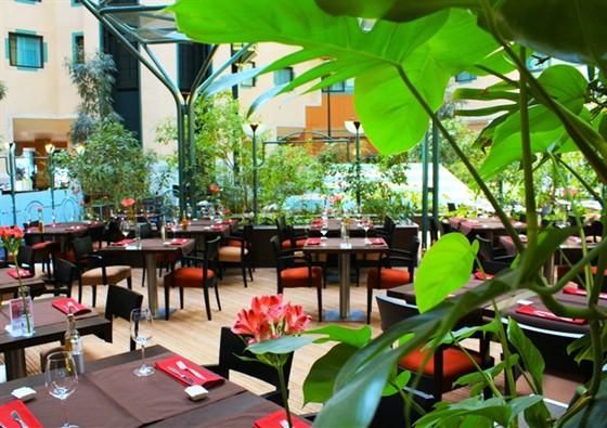 Ресторан Cote jardin - фотография 7 - Cote Jardin