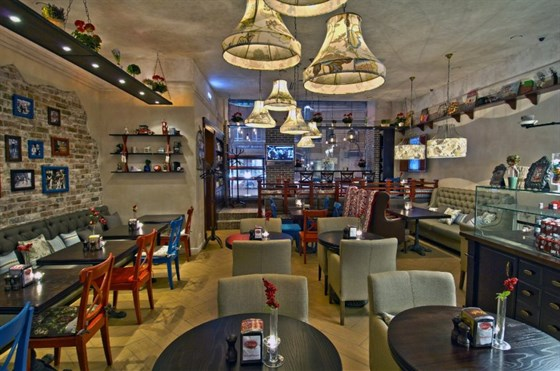 Ресторан Benjamin - фотография 6