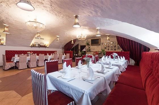 Ресторан Распутин - фотография 9 - Кафе Распутин/Rasputin cafe