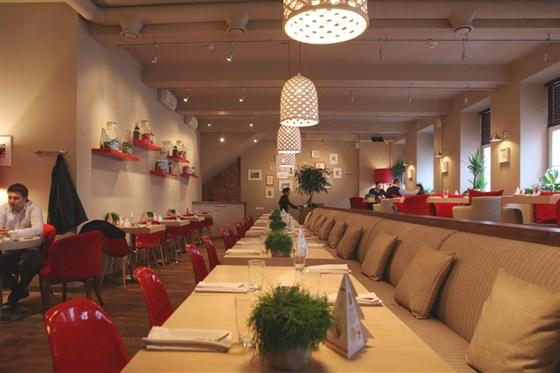 Ресторан Woody Café - фотография 5